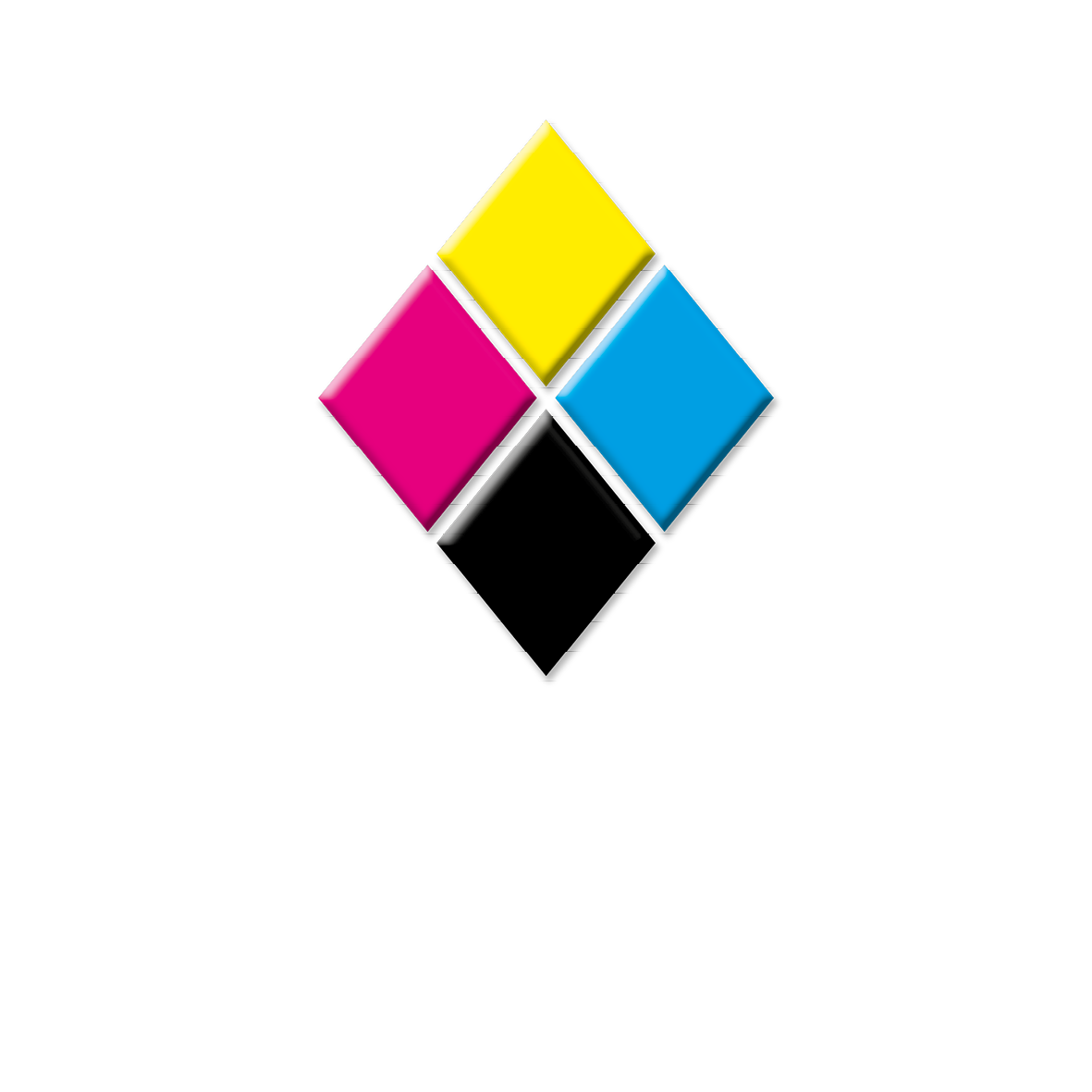Harlequin Colour Print